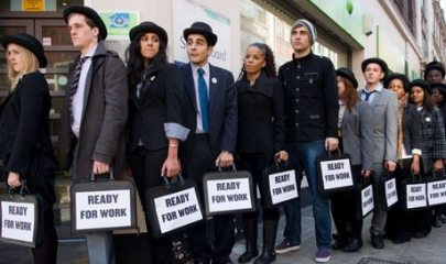 Young people ready to work