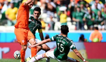 Holanda-México (Foto: Getty Images/EFE)