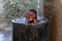 ola de calor en india