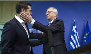 GRECIA Y UE TERCER ACUERDO