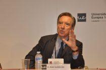 Iñaki Gabilondo en la imagen