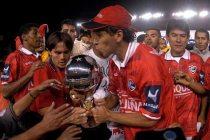 Cienciano celebra el título de la Copa Sudamericana 2003. (Foto: El Comercio)