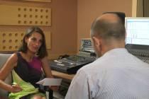 Jorge Sánchez responsable de sonido en los JJOO de Río de Janeiro