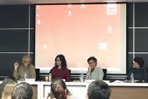José María Parreño, Mariola Olcina, Nacho Fernández Rocafort
