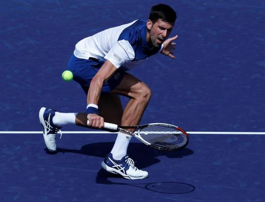Djokovic Indian Wells