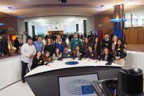 FOTO BRUSELAS- EUROCONEXIÓN