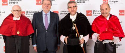 Los Padres de la Constitución. Honoris Causa Universidad Europea