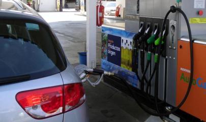 Sube el precio de la gasolina. Foto: Elnortedecastilla.es
