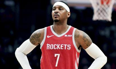 Carmelo Anthony (Houston Rockets)