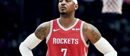 Carmelo Anthony (Houston Rockets)