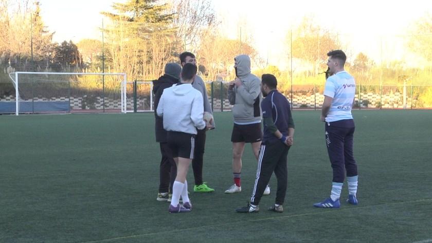 Equipo de rugby de la Universidad Europea