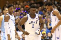 Zion Williamson con los Duke
