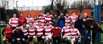 Rugby Universidad Europea