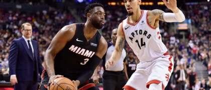 Dwyane Wade, jugador de Miami Heat