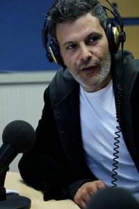 Roberto Enríquez en Europea Radio con motivo de #SemanaComunicacionUEM2014