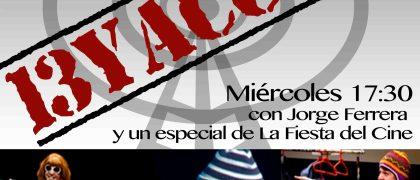 13 y Accion Jorge Ferrera