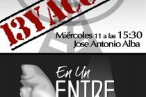 13 y Acción: José Antonio Alba