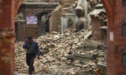Terremoto ocasiona 3.200 muertes en Nepal