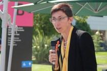 Isabel Fernández, Rectora de la Universidad Europea