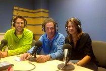 Jesús Bermejo, Javier de la Rubia y Carolina López Chávez