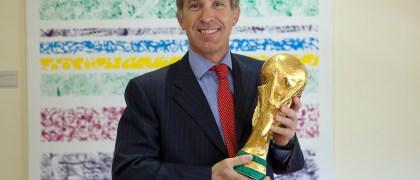 Juan Mayorga Copa Mundo fútbol 2011