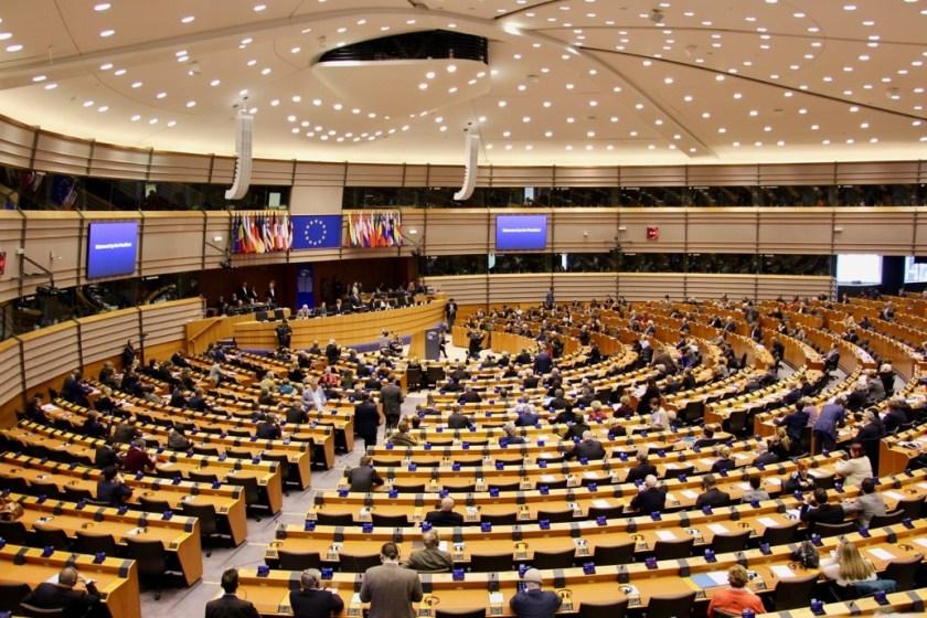 Fotografía: Marina Elena, Parlamento Europeo, Bruselas