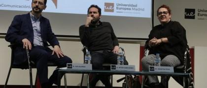 Arantxa Écija y Aitor Gabilondo