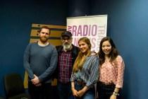 Fernando Alfaro en Europea Radio
