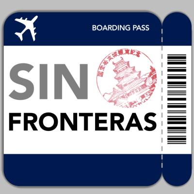 Sin Fronteras Logotipo NUEVO