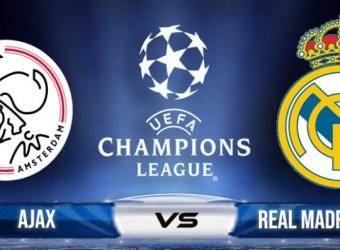 Ajax-Real-Madrid