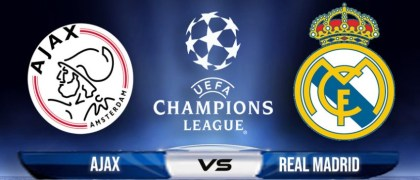 Ajax-Real-Madrid