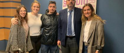 Colmenarejo en Europea Radio