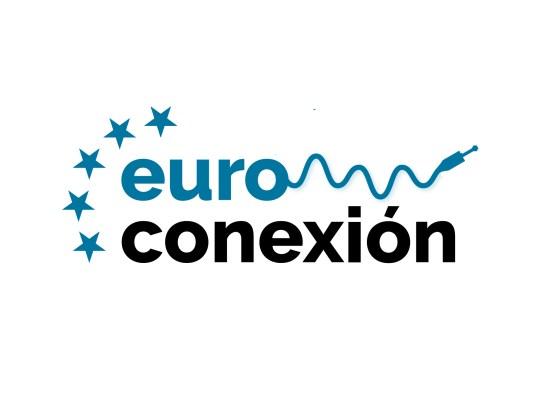 euroconexión logo fondo blanco