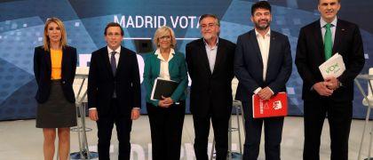 Foto-familia-candidatos-Alcaldia-Madrid