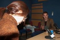 Liam durante su entrevista en WWW.europeamedia.es