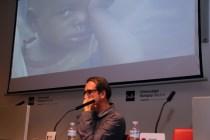 Fernando Ávila durante la conferencia