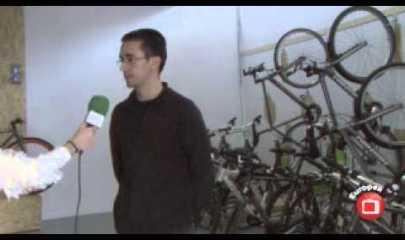 Servicio de bicis en la UEM
