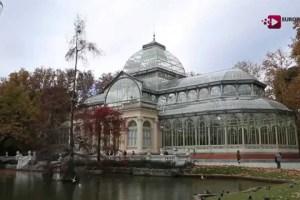 El otoño llega al Parque del Retiro de Madrid