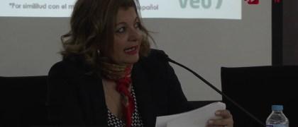 Charla con Carmen Amores. Semana de la Comunicación