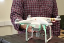 Semana de la Comunicación 2018 – Drones con Juan Antonio Serrano