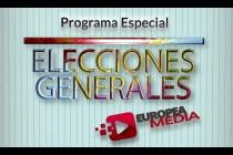 Programa Especial Elecciones Generales 2019 Europea Media