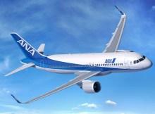 ANA Airbus A320neo