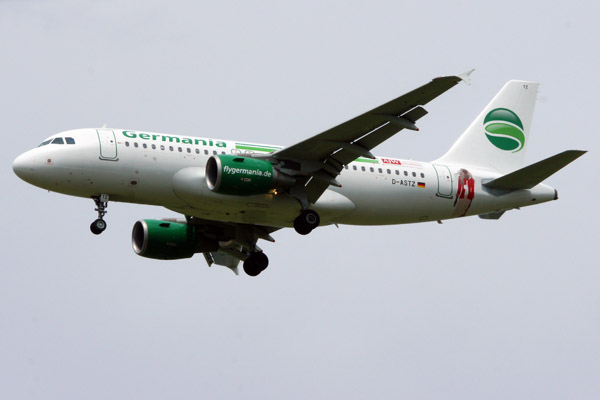 Germania Airbus A319