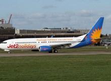 Jet2holidays Boeing 737-800