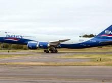 Silk Way Airlines Boeing 747-8F