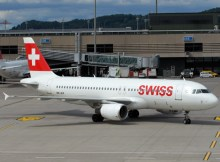 Swiss Airbus A320-200 (© O. Pritzkow)