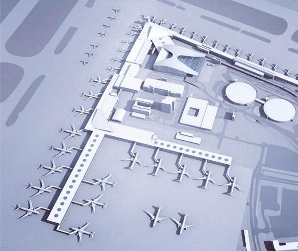 Helsinki Airport 2020