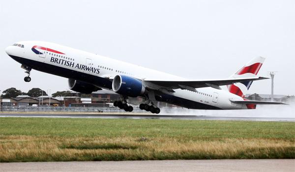 British Airways Boeing 777-300ER