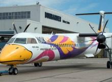 Nok Air Bombardier Q400 NextGen