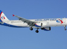 Ural Airlines Airbus A321